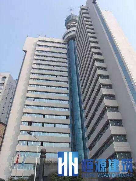 长沙市电业局调度室屋面防水工程
