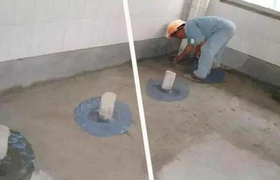 家庭装修千万要工人这样做卫生间防水,发现错你一分钱都不要给